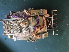 Converted & Painted Nurgle Death Guard Mki Rhino #1 Rogue Trader Pre Heresy