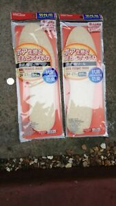 2-PACK-JAPAN-DAISO-ANTI-ODOUR-INSOLES-MENS-24-27cm-THERMAL-INSOLES