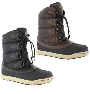 Hi-Tec Talia Shell Thermal Ski Waterproof Winter Snow Womens Boots ...