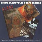 Shostakovich: Music from The Film Alone, Op.26 (CD, Mar-2010, Delos)
