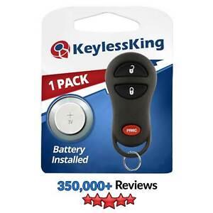 2 For Dodge Ram 1500 2500 3500-1999 2000 2001 Keyless Entry Remote Key Fob