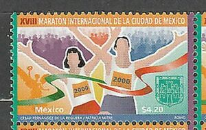 Mexico Mail 2000 Yvert 1937 MNH Sports