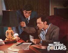 PATRICK DEWAERE 1000 MILLIARDS DE DOLLARS 1982 PHOTO D'EXPLOITATION #9