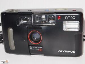 Olympus Compact Camera AF-10 Lens 3,5/35mm Wide Angle Lens Streetfotografie