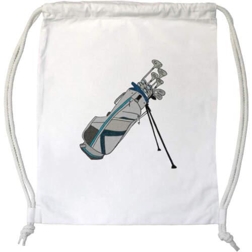 "/""Sac de Golf/"" avec cordon de serrage Sac De Gym//Sac DB00018487"