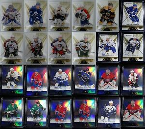 2016-17-Upper-Deck-Trilogy-Hockey-Cards-Complete-Your-Set-Pick-From-List