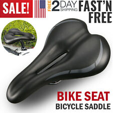C-Pioneer Bike Bicycle Pro Road Saddle MTB Sport Hollow Saddle Seat Black soft Comfort