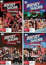 Jersey Shore COMPLETE  Season 1 - 4 : NEW DVD
