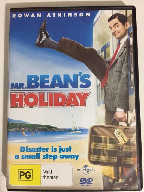 Mr Bean S Holiday Dvd For Sale Online Ebay