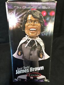 "Dancin' Shoutin' JAMES BROWN 2004 Sings ""I Feel Good"" Still in Box!"