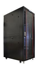 "Bonus FREE! 42U 35"" Deep Free Standing Network Server Rack Cabinet Enclosure Box"