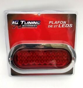 Side-Stop-Oval-20x9-RED-1pc-27-LED