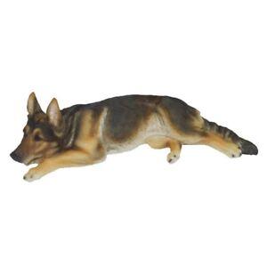 Schaeferhund-Jagdhund-deutsch-langhaar-Figur-Skulptur-Dekoration-neu