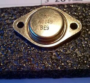 Transistor germanium AD149