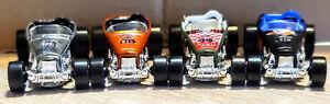 Hot-Wheels-Deuce-Roadster-Lot-of-4-Loose-See-Description