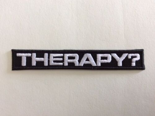 Therapy M328 //// Patch Patch Aufnaher Toppa New 10*1,5 CM