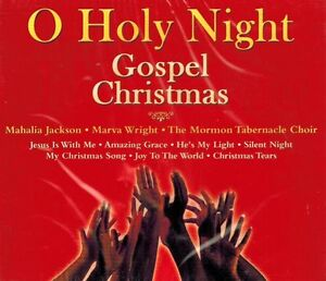 DOPPEL-CD-NEU-OVP-O-Holy-Night-Gospel-Christmas