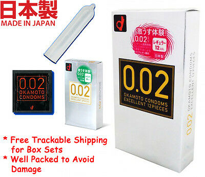 3p Okamoto ULTRA THIN Condoms 003 PLATINUM, REAL FIT, ALOE