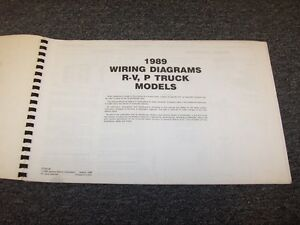 1989 chevy pickup wiring diagram 1989 chevy p10 p20 p30 p series truck electrical diagnosis wiring  1989 chevy p10 p20 p30 p series truck