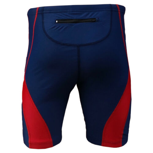Acclaim Fitness Beijing Homme Bleu Marine Bleu Natation Jammer Training Short Tie Cord