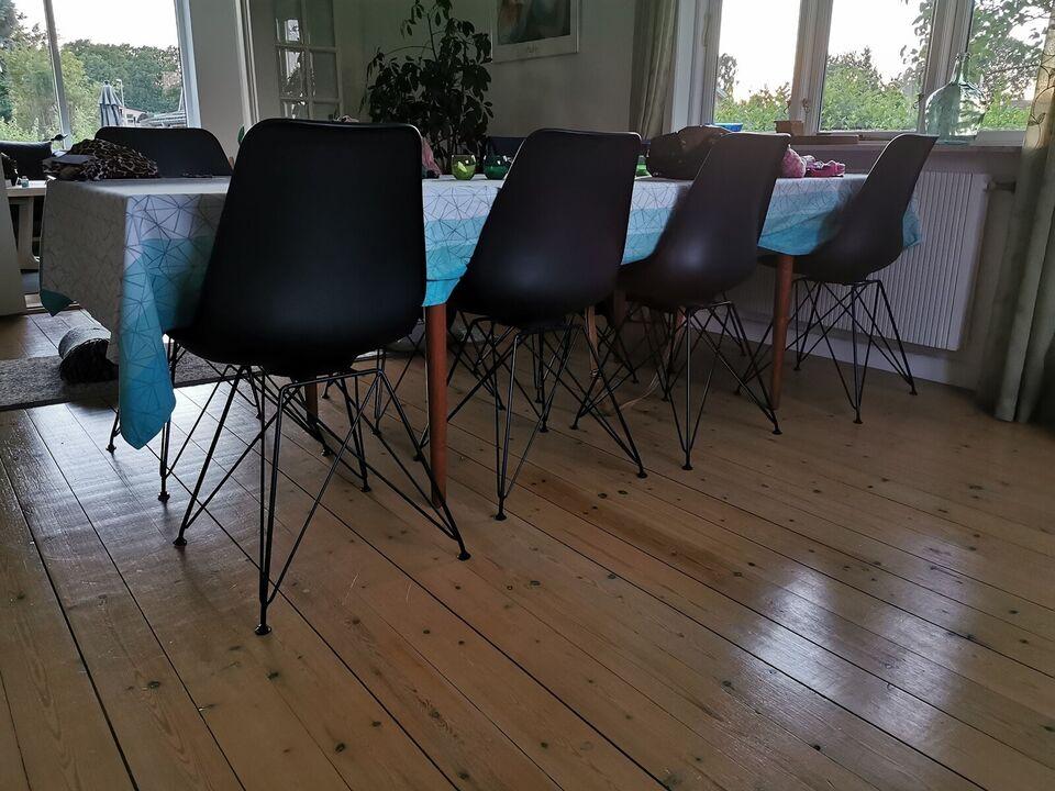 Spisebordsstol, Skalstol, – dba.dk – Køb og Salg af Nyt og Brugt