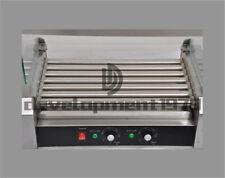 220v 14kw Commercial 7 Roller Hot Dog Grill Cooker Machine