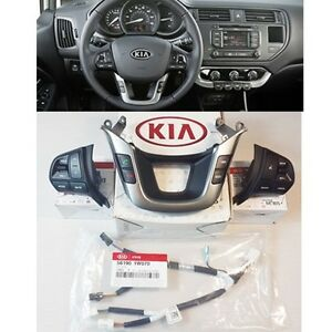 KIA-2012-2013-2014-Rio-Rio5-Auto-Cruise-Control-Switch-Audio-Remote-Switch-4EA