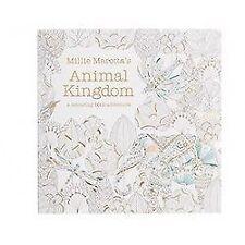 Millie Marotta's Animal Kingdom: A Colouring Book Adventure - New Paperback Book