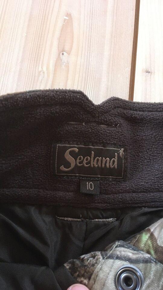 Andet, Seeland