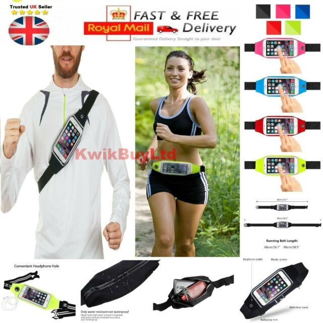 Sports Running Gym Waist Belt Bag Case Cover for iphone6 4.7 Inch