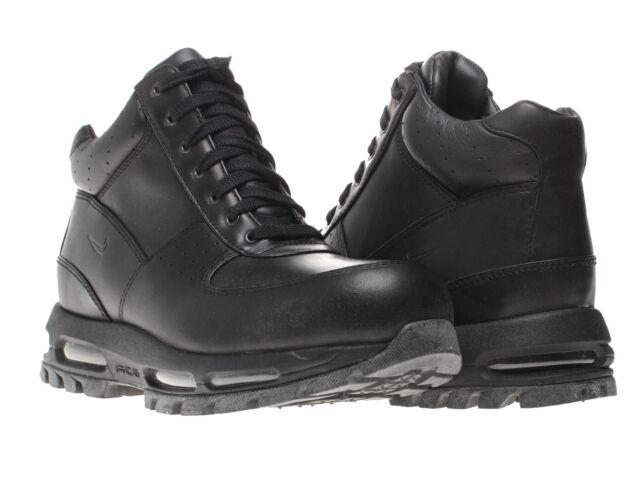 Nike Air Max Goadome Boots for Men, Size US 8 - Black