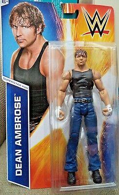 Dean Ambrose-Basic Series 84-WWE Mattel Wrestling Figure