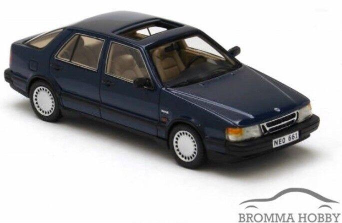 Saab 9000 I (1985) Por Neo Scale Models
