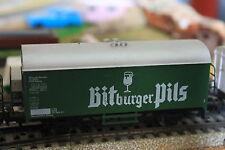 MARKLIN HO 4421 refrigerator beer car, wagon refigerateur biere, bierfrigo wagon