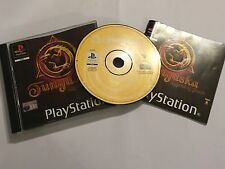 Tunguska: Legend Of Faith PS1 PLAYSTATION 1 PSone RPG GAME BOXED COMPLETE PAL