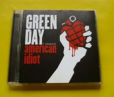 "CD "" GREEN DAY - AMERICAN IDIOT "" 13 SONGS (WAKE ME UP WHEN SEPTEMBER ENDS)"