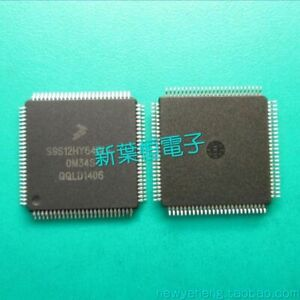 S9S12HY64VLL-S9S12HY64CLL-FREESCALE