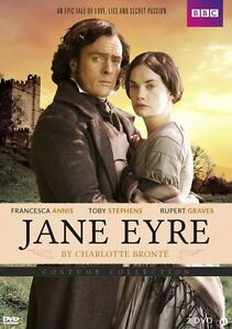DVD-JANE-EYRE-COSTUME-COLLECTION-BBC-NEW-NIEUW-SEALED