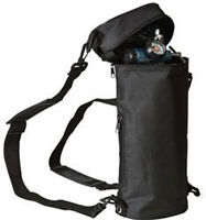 3-in-1 Oxygen Cylinder Backpack Bag For C Tank From Roscoe Medical -new