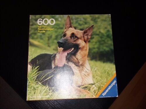 Puzzles & Geduldspiele Puzzle mit Hunde Motiv mit 600 Teilen