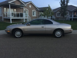 FOR SALE 1995 BUICK RIVIERA SUPERCHARGED COUPE