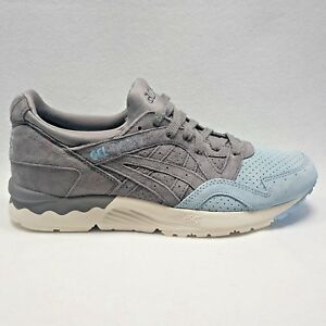 V New Asics Tiger Japan Gray Gel 9 Blue H737l 9696 Aluminum Lyte Size White qqtpCZ