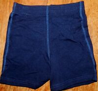 Volleyball Shorts Navy Cobblestone Fitted Cl205 Misses Size Small
