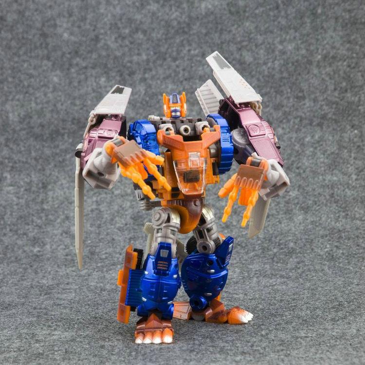 TransArt BW04D Optimus Primal commander  electredype Transformable Action Figure