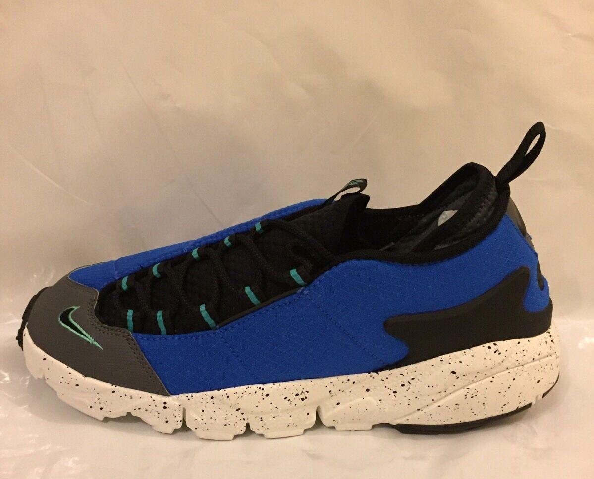 Nike Footscape NM dimensioni Air 8 (UK) NUOVO CON SCATOLA