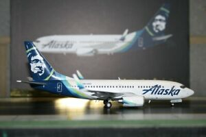 Gemini Jets 1 200 Alaska Airlines Boeing 737 700 N614as New G2asa778 Ebay