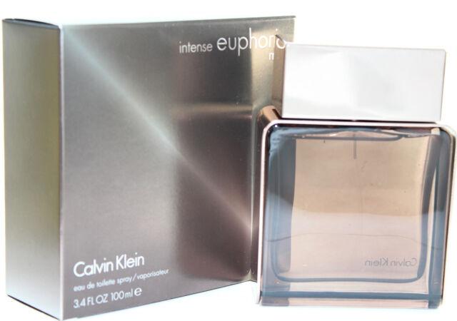 7a15645185 Calvin Klein Euphoria Intense Cologne for Men 3.4 Oz for sale online ...