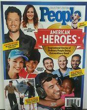 People Collectors Edition American Heroes Blake Shelton Julia  FREE SHIPPING sb