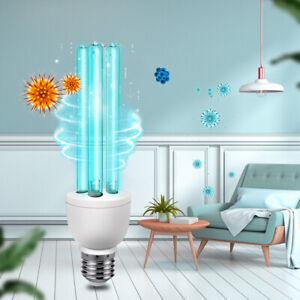 E27-UVC-Ozone-Germicidal-Bulb-LED-Light-Ultraviolet-Sterilizer-Disinfection-Lamp