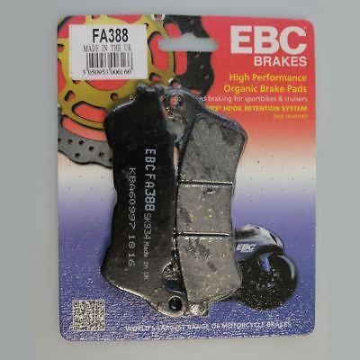 EBC FA388 FRONT REAR BRAKE DISC PAD HONDA CBF1000 T ABS 3//PCALIPER 2007-2016